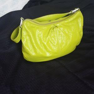 Hobo International Jackie Patent Handbag Purse